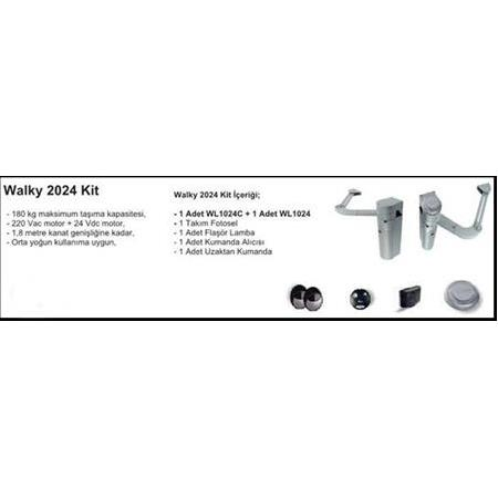 Walky 2024 Kit